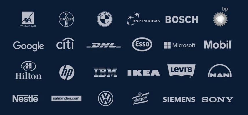 Allen Carrs Referans Logoları